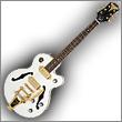 Oddelenie elektrické gitary typ Jazz & Blues