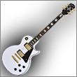 Oddelenie elektrické gitary typ LP