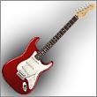 Oddelenie elektrické gitary typ Strat