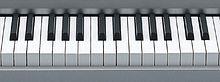 Klaviatura Korg Pa588