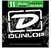 Dunlop Nickel Plated Steel Electric Guitar Strings Medium Heavy, DEN3006