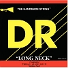 DR TMR5-45 LONG NECK, Tapered Stainles Steel Medium, 5 str.