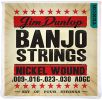 Dunlop Nickel Wound Banjo Strings DJN0930