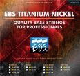 EBS CM-4TN Titanium Nickel-Classic Medium