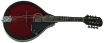 Tenson Folk-Mandolína A-1 Oval, black cherry