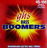 GHS M3045 BASS BOOMERS ROUNDWOUND Medium, Long Scale