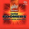 GHS GBCL GUITAR BOOMERS ROUNDWOUND Custom Light
