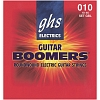 GHS GBL GUITAR BOOMERS ROUNDWOUND Light