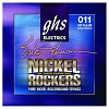 GHS REJM ERIC JOHNSON NICKEL ROCKERS Custom Medium