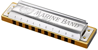 Hohner Marine Band 1896 Classic, D  dur