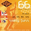 Rotosound RS66LD Long Scale Swing Bass, Standard, 4-str.