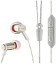 V-MODA Forza Metallo In-Ear Headphones (Rose Gold / Android)