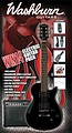 Washburn WIN14B electric guitar pack