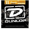 Dunlop Phosphor Bronze Acoustic Guitar Strings Medium Light, DAP1506