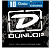 Dunlop Nickel Plated Steel Electric Guitar Strings Light Top/Heavy Bottom, DEN1052