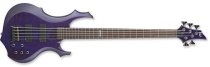 ESP LTD F-155DX Dark S.T. Purple