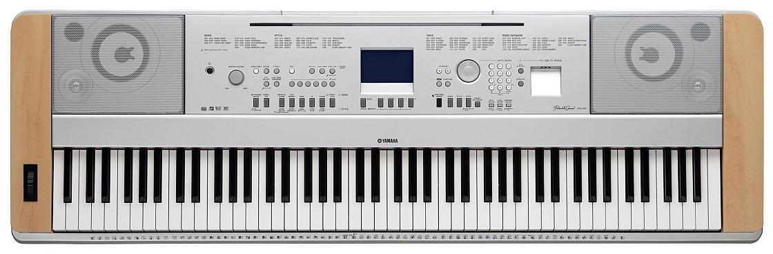 Dgx Yamaha Pre O